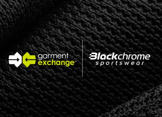 The Garment Exchange Announces Partnership With Blackchrome
